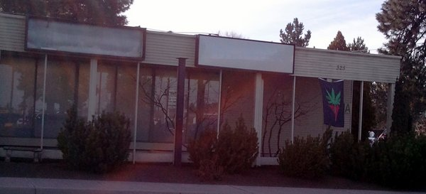 Former Bend Pill Box - medical marijuana dispensary?